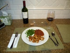 Dinner - Feb 21, 2011