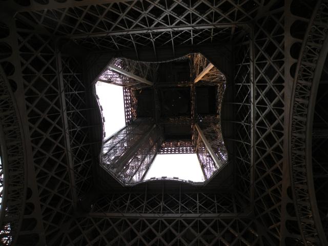 Eiffel Tower - Paris, France - Jun 14, 2011