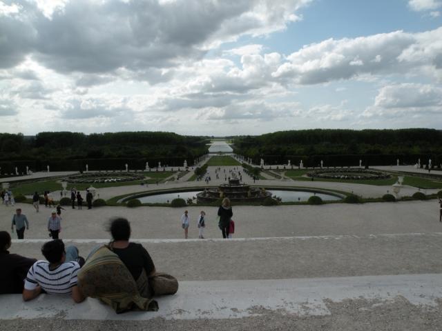 Gardens of Versailles - Versailles, France - Jun 16, 2011